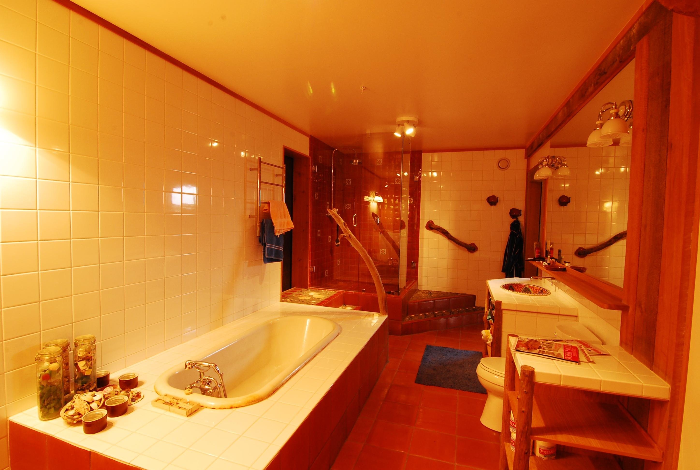 Randy Martin Basement Bathroom Cedar Sauna Randy Martin